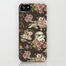 Botanic Wars iPhone SE Slim Case