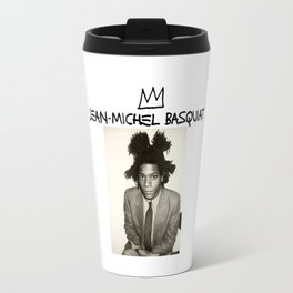 michel basquiat Travel Mug