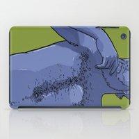 carl sagan iPad Cases featuring Carl by Ego Rodriguez