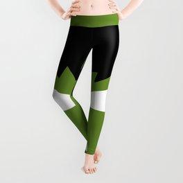 The Hulk Superhero Leggings