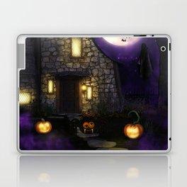 Spider Halloween Laptop & iPad Skin