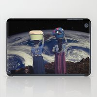 planet of the apes iPad Cases featuring Planet by Cs025