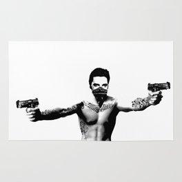 Elvis Presley INKED Rug