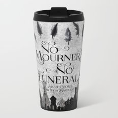 NM-NF Metal Travel Mug