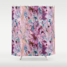 Impressionistic Shower Curtain