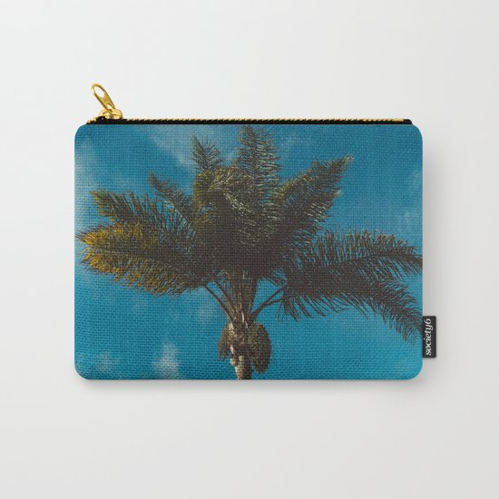 Palm Tree II Carry-All Pouch
