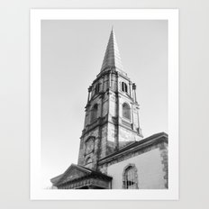 Christchurch Cathedral Art Print