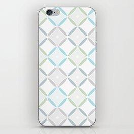 NATURAL DIAMONDS iPhone Skin