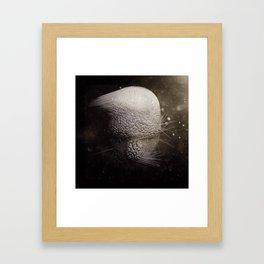 The submerged Framed Art Print