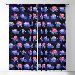 Cosmic shells Blackout Curtain