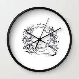 ⭐ you are magic ⭐ Wall Clock