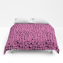 Pink Bubblegumballs! Comforters