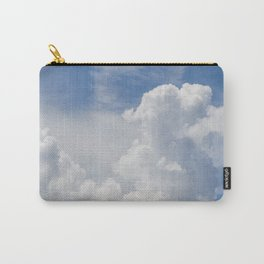 Fluffy Puffy Clouds in the Florida Sky Carry-All Pouch