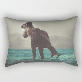 Now I am Alive Rectangular Pillow