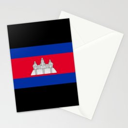Kh Flag Stationery Cards