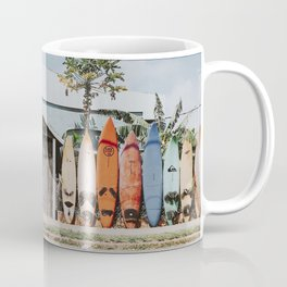 lets surf vi / maui, hawaii Coffee Mug