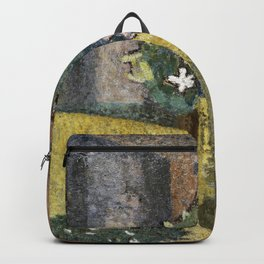 Gwen John - Vase of Flowers - Digital Remastered Edition Backpack