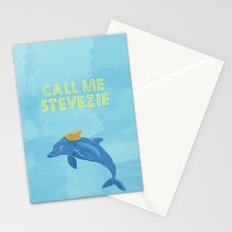 the life with stevezie Stationery Cards