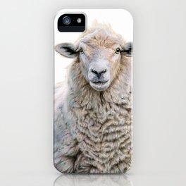 Mona Fleece-a iPhone Case