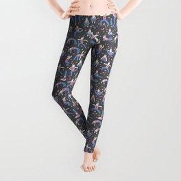 Yoga Unicorns (Yogacorns) Leggings