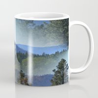 once upon a  time Mugs featuring Once upon a time... by Cherie DeBevoise