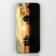 Seefahrt Begegnungen iPhone & iPod Skin