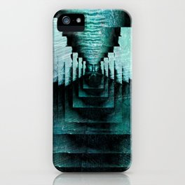 Mirror Man iPhone Case