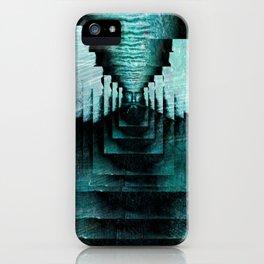 Mirror Man iPhone Case