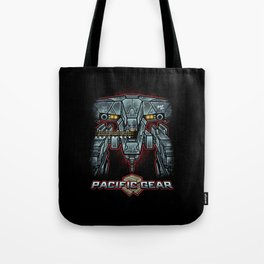 Pacific Gear Tote Bag