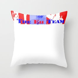 Eh Team! Throw Pillow