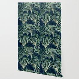 Fern Beach Wallpaper