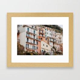 Manarola, Cinque Terre X Framed Art Print