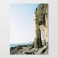 Victoria Beach Canvas Print
