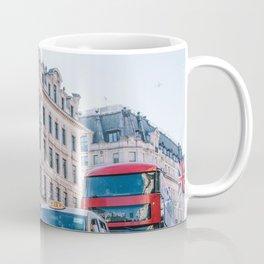 London England Street (Color) Coffee Mug