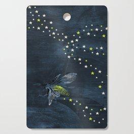 Trail of Stars Cutting Board