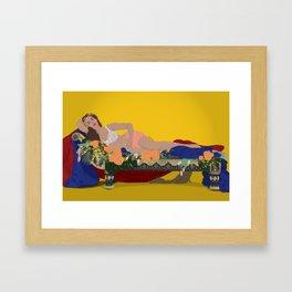 Venus Framed Art Print