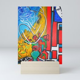 SYMPHONY   #society6  #decor   #buyart Mini Art Print