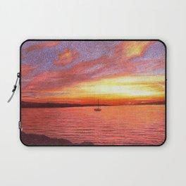 SUMMER SUNSET Laptop Sleeve