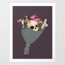 """Sorry for your loss..."" Art Print"