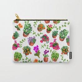Miami Garden Carry-All Pouch