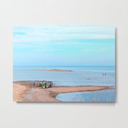 Island's End and Beyond Metal Print