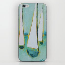 Easy Going iPhone Skin