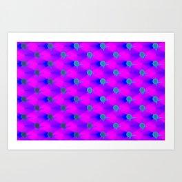 0707 Berries - or fishes? ... Art Print