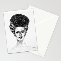 Frida Frankenstein Stationery Cards