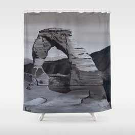 Monument Valley #2 Shower Curtain
