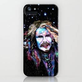Steven Tyler Psychedelic - Rockstar Collection iPhone Case