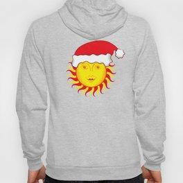 Sun: Merry Christmas Hoody