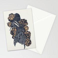 Midnight Nostalgia Stationery Cards