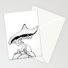 Funky Tree Stationery Cards