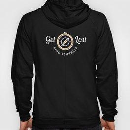 Get Lost Hoody